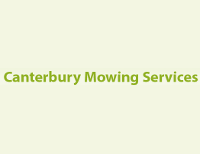 Canterbury Mowing Services