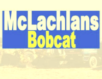 Mclachlans Bobcat and Mclachlans Machinery Services