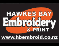 Hawkes Bay Embroidery & Print