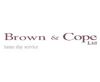 Brown and Cope Ltd