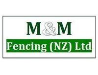M & M Fencing