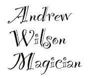 Andrew Wilson Magician