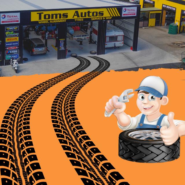 Toms Autos
