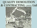 Quality Demolition & Contracting (2011) Ltd